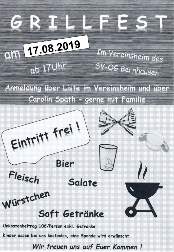 SVOG_Grillsommerfest